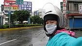 大甲媽祖-機車來回台北彰化:一直下雨