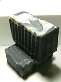 手工皂:No.5 竹碳皂