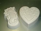 手工皂矽膠模:石膏母模