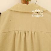 120919:lj013阿米良品2012潮流新款女裝正品翻領複古長袖開衫襯衫2.jpg