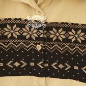 120919:lj013阿米良品2012潮流新款女裝正品翻領複古長袖開衫襯衫3.jpg