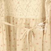 120919:lj010阿米良品秋裝森系可愛拼接簡約大氣長袖圓領高貴連衣裙3.jpg