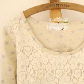 120919:lj010阿米良品秋裝森系可愛拼接簡約大氣長袖圓領高貴連衣裙6.jpg