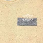 120919:lj012 阿米良品新款簡約森系時尚潮流秋款拼接女裝T恤2.jpg