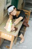 2011/09/4 台北亂亂晃 百八魚場 紅茶屋 Nikon D70s: