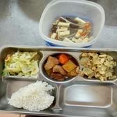 109年1月午餐菜色:20