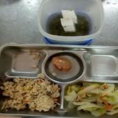 108年12月午餐菜色:11
