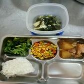 108年11月午餐菜色:22