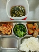 二水國小107學年度十月份營養午餐菜色:1071022.jpg