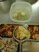 二水國小107學年度九月份營養午餐菜色:1070920.jpg