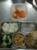 二水國小107學年度三月份營養午餐菜色:1080311.jpg