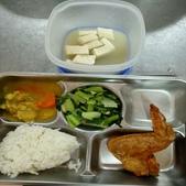 109年1月午餐菜色:10