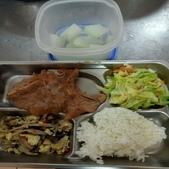 108年12月午餐菜色:3