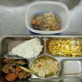 109年1月午餐菜色:13