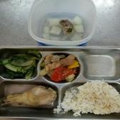 109年1月午餐菜色:14