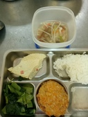 二水國小107學年度十月份營養午餐菜色:1071005.jpg
