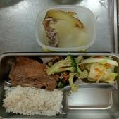 109年1月午餐菜色:6