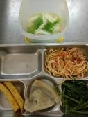 二水國小107學年度四月份營養午餐菜色:1080417.jpg