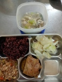 二水國小107學年度四月份營養午餐菜色:1080409.jpg