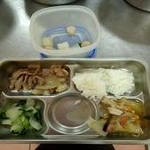109年1月午餐菜色:3