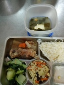 二水國小107學年度三月份營養午餐菜色:1080305.jpg