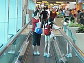 香港澳門自由行 day1 20100808:01 桃園機場 22.
