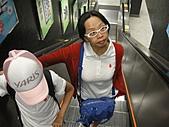 香港澳門自由行 day1 20100808:05 地鐵東涌到尖沙咀