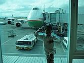 香港澳門自由行 day1 20100808:01 桃園機場 31.