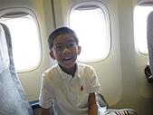 香港澳門自由行 day1 20100808:02 飛機上剪影 04