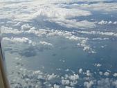 香港澳門自由行 day1 20100808:02 飛機上剪影 05