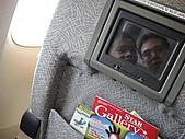 香港澳門自由行 day1 20100808:02 飛機上剪影 11