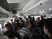 香港澳門自由行 day1 20100808:02 飛機上剪影 14