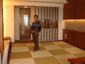 99年礁溪長榮鳳凰酒店開幕之旅:DSC05368礁溪長榮鳳凰酒店,還未鋪床墊的和室房.JPG