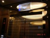 99年礁溪長榮鳳凰酒店開幕之旅:DSC05356礁溪長榮鳳凰酒店電梯內.JPG