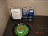 99年礁溪長榮鳳凰酒店開幕之旅:DSC05366礁溪長榮鳳凰酒店,浴室用品.JPG