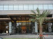 99年礁溪長榮鳳凰酒店開幕之旅:DSC05441礁溪長榮鳳凰酒店大門口.JPG