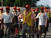 玉相宮入火安座大典:神明在村莊內繞境保平安