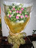 仙客來花坊:99朵玫瑰花
