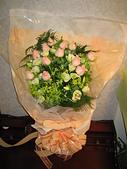 仙客來花坊:玫瑰花束