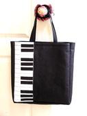 不織布大包包區:鋼琴大包包