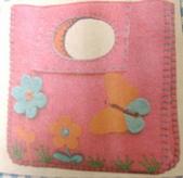 不織布大包包區:蝴蝶包包