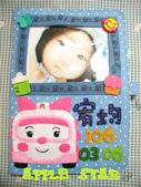 不織布各種保護套寶寶手冊:車車寶寶手冊
