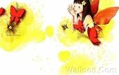 韓國 插畫(女孩:韩国插画名家:Webjong 甜美女孩插画(三):花仙子 - Webjong可爱小女孩插画e
