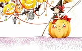 韓國 插畫(女孩:韩国插画名家:Webjong 甜美女孩插画(三):花仙子 - Webjong可爱小女孩插画s