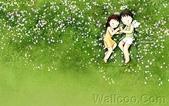 韓國 插畫(女孩:韩国插画名家:Webjong 温馨甜蜜小情侣插画:韩国插画 - 甜蜜情侣情人图片t.jpg