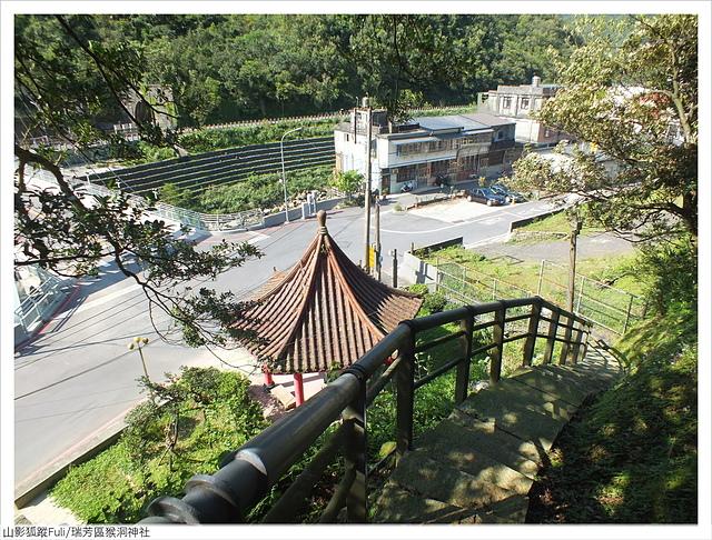 猴洞神社 (66).JPG - 猴洞神社鐘萼木