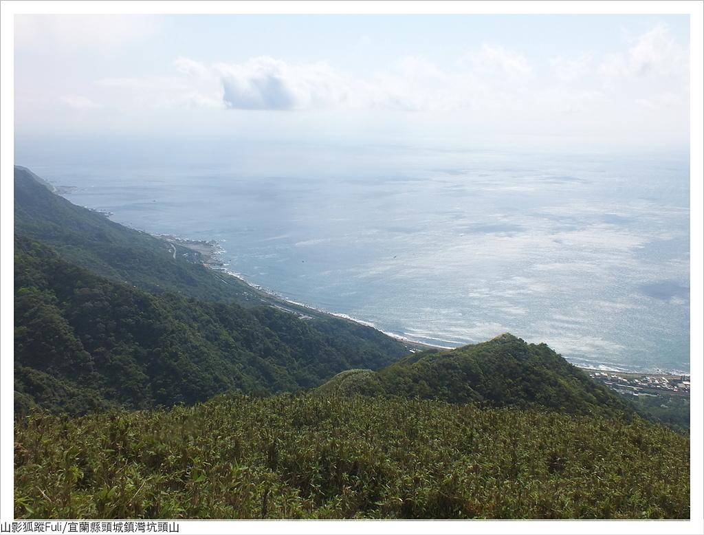 桃源谷稜線 (4).JPG - 灣坑頭山