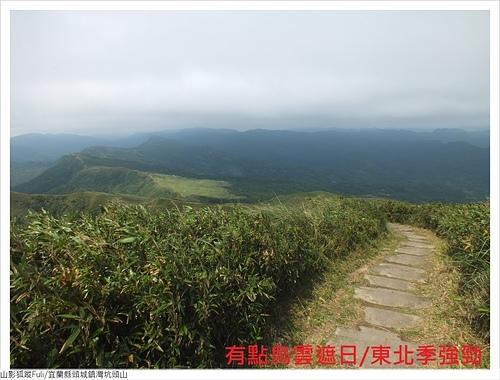 桃源谷稜線 (12).JPG - 灣坑頭山