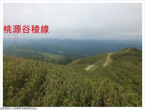 桃源谷稜線 (6).JPG - 灣坑頭山