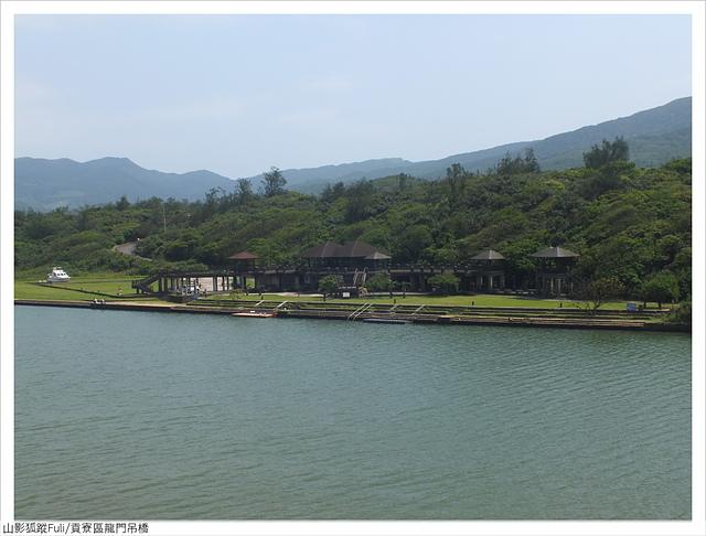 龍門吊橋 (24).JPG - 龍門吊橋百合花